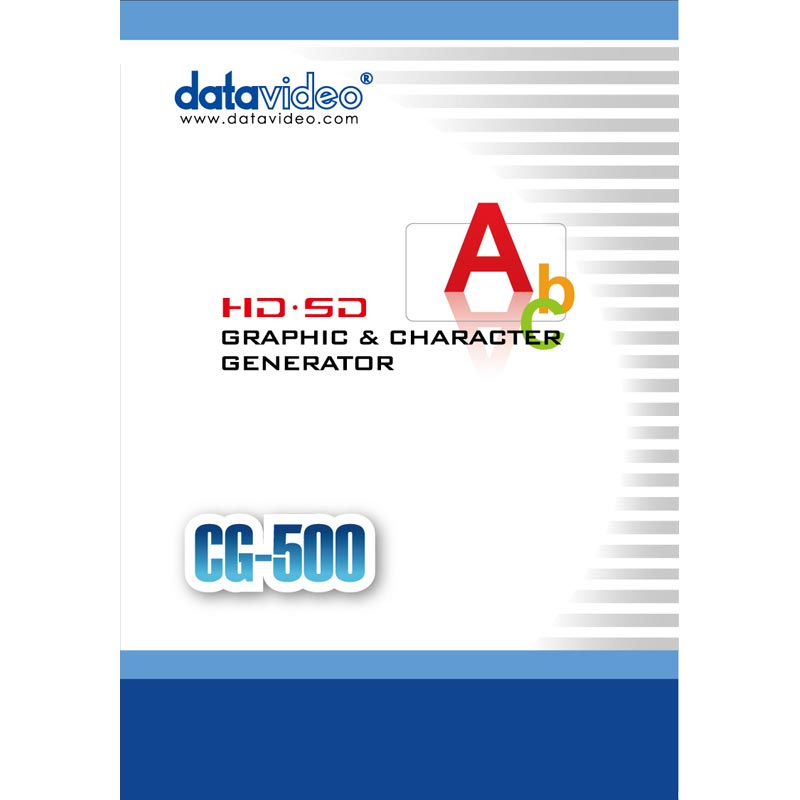 Datavideo CG-500