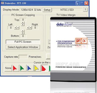 Datavideo PPT-100