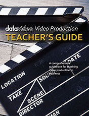 Datavideo Video Production Education Solutions