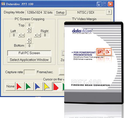 Datavideo PPT-100