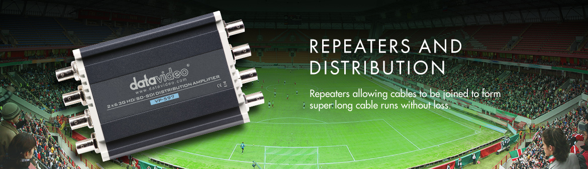 Repeaters and Distribution