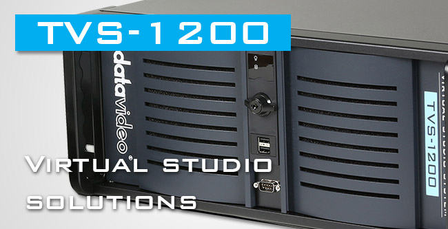 TVS-1200 2 Input Virtual Studio