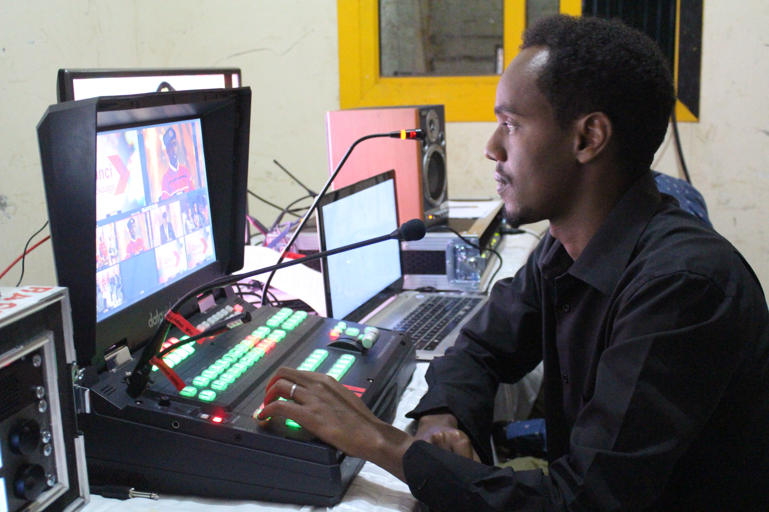 Datavideo Sponsors BBC Media Action Somalia