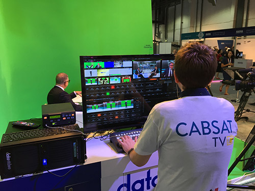 Thrilling show for the MENA region, CABSAT 2017 wrapup